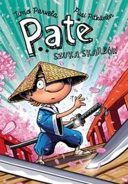 okładka Pate szuka skarbów, Książka   Parvela Timo
