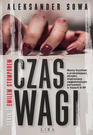 okładka Czas Wagi, Książka | Aleksander Sowa