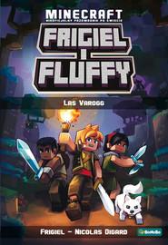 okładka Frigiel i Fluffy Las Varogg, Książka | Frigiel, Nicolas Digard