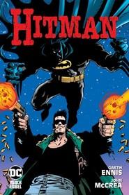 okładka Hitman Tom 1, Książka | Garth Ennis, John McCrea