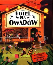 okładka Hotel dla owadów, Książka | Petra Bartíková, Harastová Helena, Marketa Novakova
