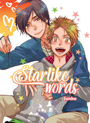 okładka Starlike Words, Książka | Junko