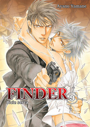 okładka Finder #09 Bicie serca, Książka   Yamane Ayano