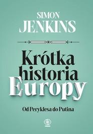 okładka Krótka historia Europy, Książka | Jenkins Simon