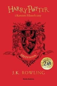 okładka Harry Potter i kamień filozoficzny (Gryffindor), Książka | Joanne K. Rowling