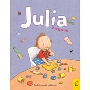 okładka Julia je wszystko, Książka   Moroni Lisa