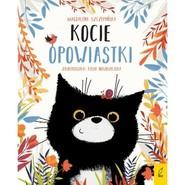 okładka Kocie opowiastki, Książka   Magdalena Szczepańska