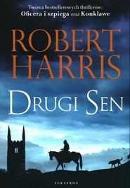 okładka Drugi sen, Książka | Robert Harris