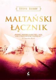 okładka Maltański łącznik, Książka | Steve Berry