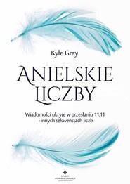 okładka Anielskie liczby, Książka   Kyle Gray