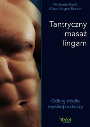 okładka Tantryczny masaż lingam, Książka | Riedl Michaela