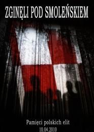 okładka Zginęli pod Smoleńskiem Pamięci polskich elit 10.04.2010, Książka |