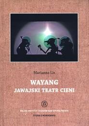 okładka Wayang.  Jawajski teatr cieni, Książka | Lis Marianna