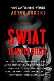 okładka Świat Tajnych Służb, Książka | Artur Górski