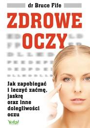 okładka Zdrowe oczy, Książka | Bruce Fife
