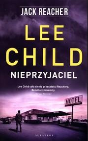 okładka Jack Reacher Nieprzyjaciel, Książka | Lee Child