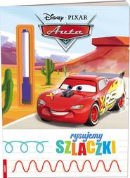 okładka Disney/Pixar Auta. Rysujemy szlaczki KSS-9102, Książka | Opracowanie zbiorowe