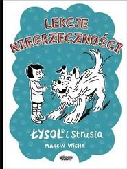 okładka Łysol i Strusia, Książka | Marcin Wicha