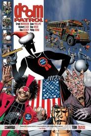 okładka Doom Patrol Tom 3, Książka   Grant Morrison