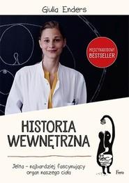 okładka Historia wewnętrzna, Książka | Giulia Enders