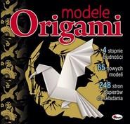 okładka Modele origami, Książka |