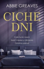 okładka Ciche dni, Książka | Abbie Greaves
