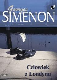 okładka Człowiek z Londynu, Książka | Georges Simenon