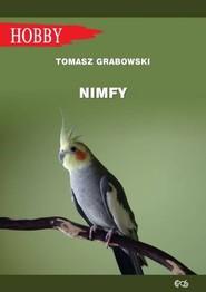 okładka Nimfy, Książka | Grabowski Tomasz