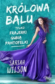 okładka Królowa balu, Książka | Wilson Sariah