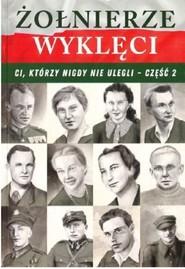 okładka Żołnierze wyklęci Część 2, Książka | Józefina Korpyś, Ireneusz Korpyś