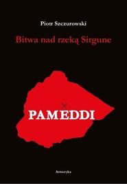 okładka Bitwa nad rzeką Sirgune, Książka | Szczurowski Piotr