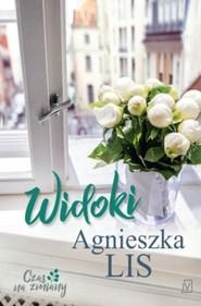 okładka Widoki, Książka | Agnieszka Lis
