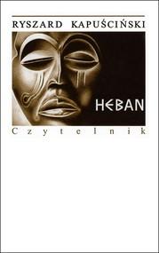 okładka Heban, Książka | Ryszard Kapuściński