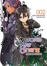 okładka Sword Art Online Progressive #2, Książka | Kawahara Reki