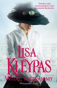 okładka Witaj nieznajomy, Książka | Lisa Kleypas