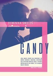 okładka Candy, Książka | Smoleń Dominika