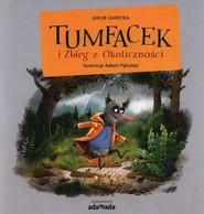 okładka Tumfacek i Zbieg z Okoliczności, Książka | Jakub Garstka