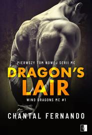 okładka Dragon's Lair, Książka | Chantal Fernando