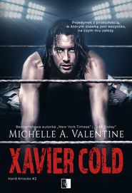 okładka Xavier Cold, Książka | Michelle A.  Valentine