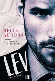 okładka Lev, Książka | Belle Aurora