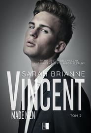 okładka Vincent, Książka | Sarah  Brianne