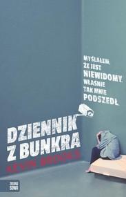 okładka Dziennik z bunkra, Książka | Brooks Kevin
