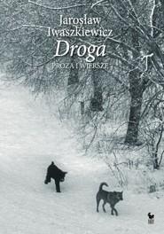 okładka Droga Proza i wiersze, Książka | Jarosław Iwaszkiewicz