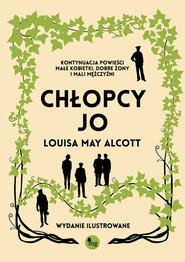 okładka Chłopcy Jo, Książka   Louisa May Alcott