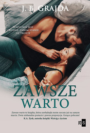 okładka Zawsze warto, Książka | J.B. Grajda