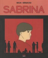 okładka Sabrina, Książka | Drnaso Nick