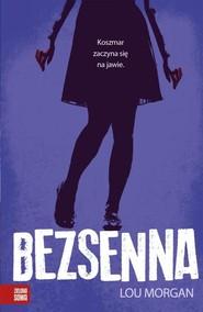 okładka Bezsenna, Książka | Morgan Lou