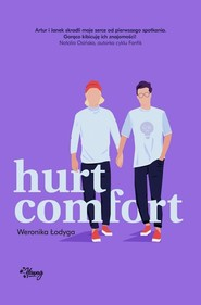 okładka Hurt comfort, Książka | Weronika Łodyga