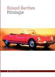 okładka Mitologie, Książka | Barthes Roland