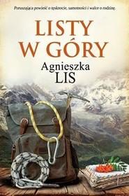 okładka Listy w góry, Książka | Agnieszka Lis